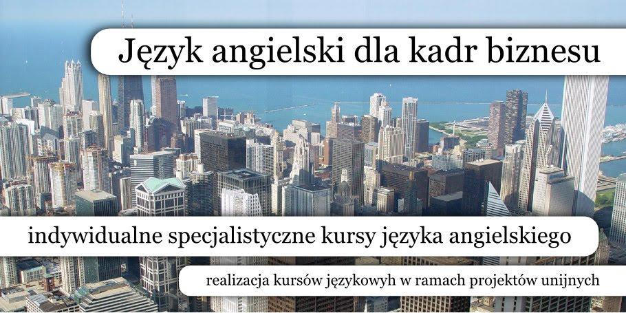Język angielski dla kadr biznesu