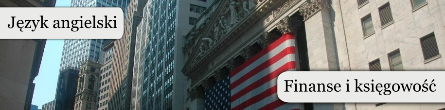Finanse i księgowość